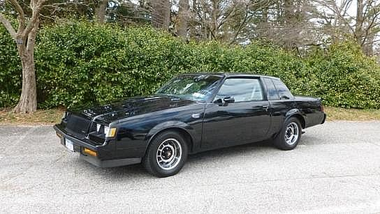 1987 Buick Regal for sale
