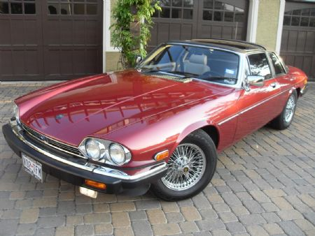 1988 Jaguar XJSC for sale