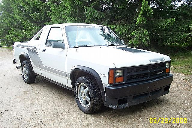 1989 Dodge Shelby Truck for sale