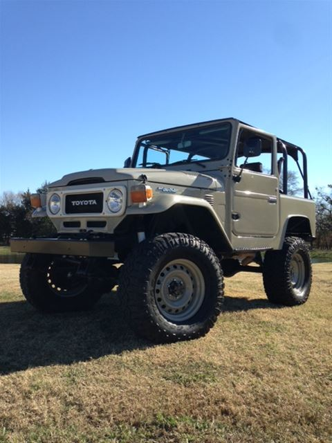 1978 Toyota FJ40 for sale