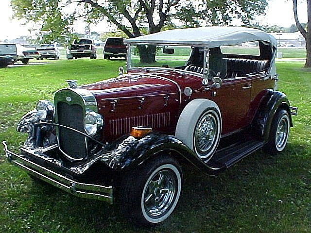 1931 Ford Phaeton for sale