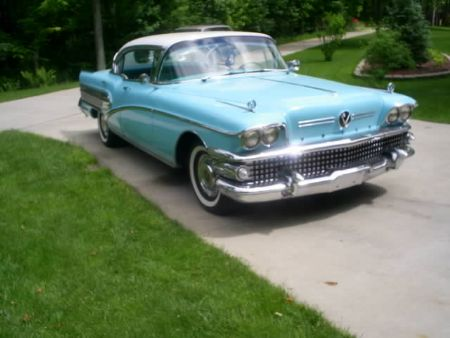 1958 Buick Roadmaster for sale