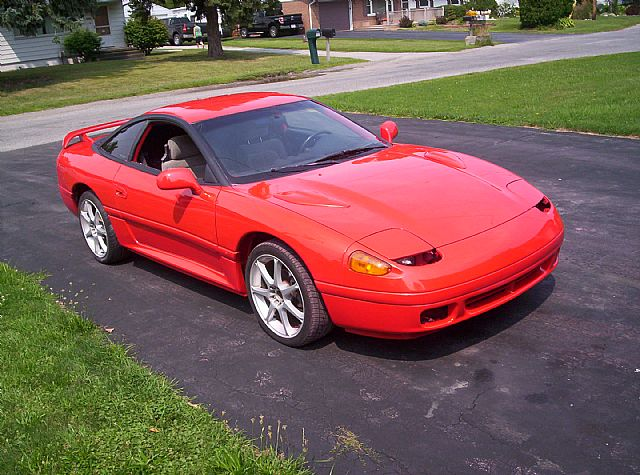 1991 Dodge Stealth Es For Sale Saginaw Michigan