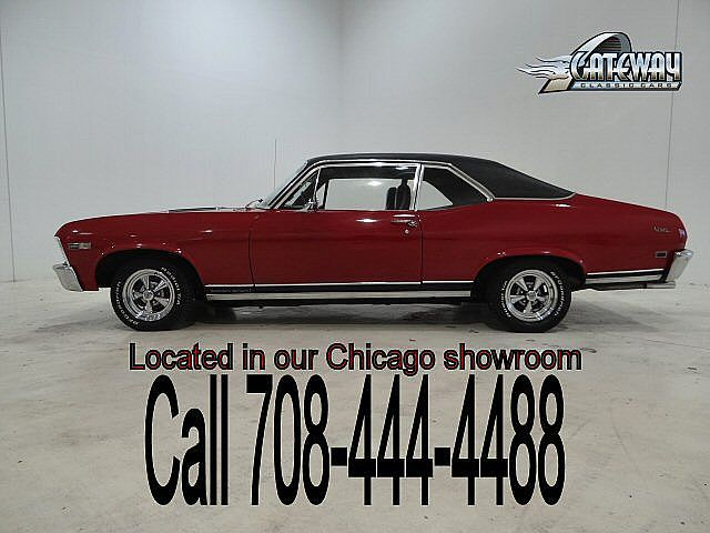 1968 Chevrolet Nova for sale