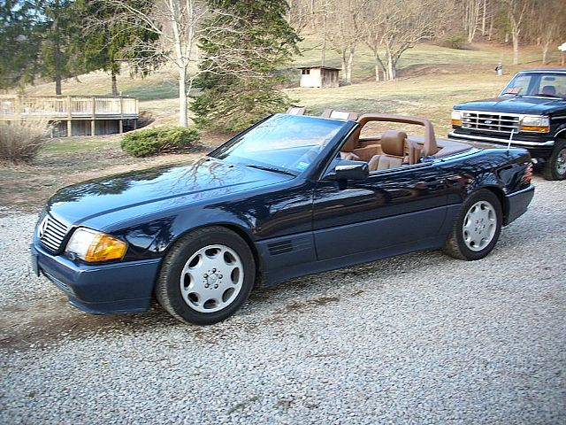 1992 Mercedes 500SL for sale