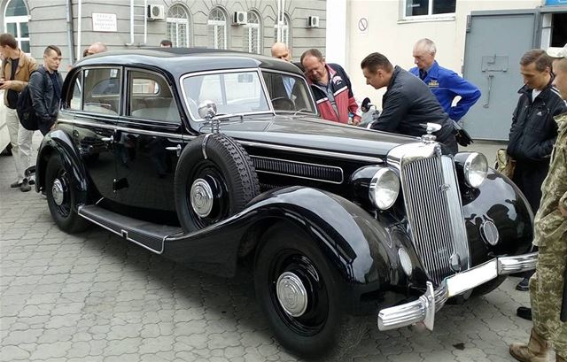 1938 Audi Horch for sale