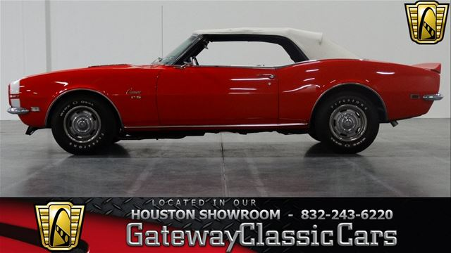 1968 Chevrolet Camaro For Sale Houston Texas