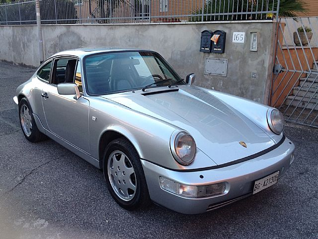 1990 Porsche Carrera for sale