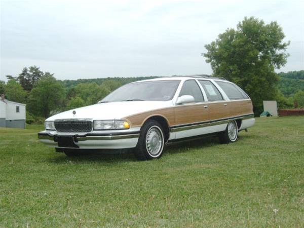 1996 buick roadmaster station wagon for sale albany new york. Black Bedroom Furniture Sets. Home Design Ideas