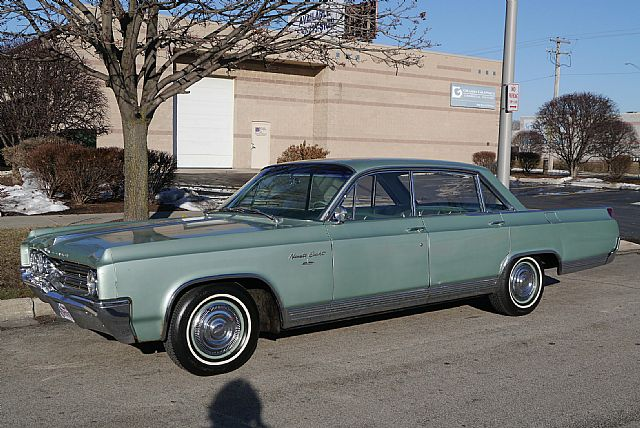 1963 Oldsmobile 98 for sale