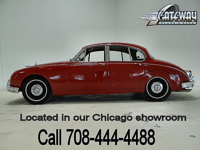 1962 Jaguar Mark II for sale