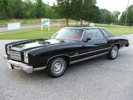 1975 to 1977 Chevrolet Monte Carlo for Sale  ClassicCarscom