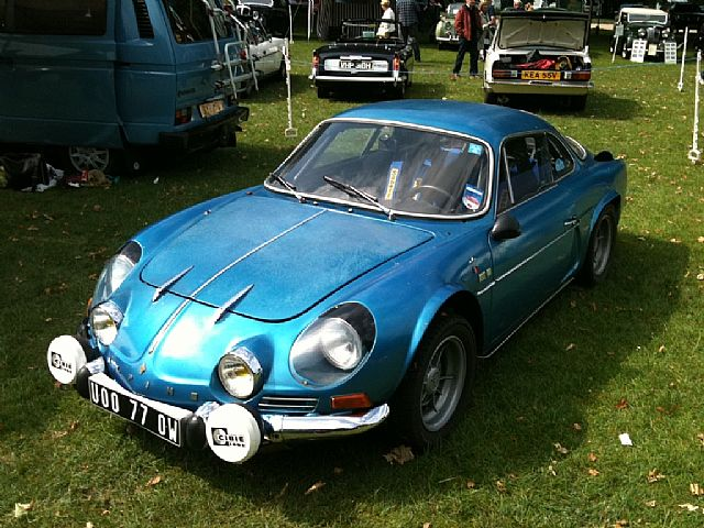 1972 Renault Alpine for sale