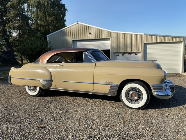 1949 Cadillac Coupe DeVille for sale