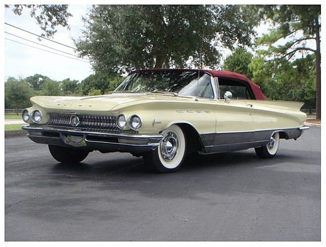 1960 Buick Electra for sale