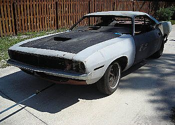 1970 Plymouth AAR Cuda for sale