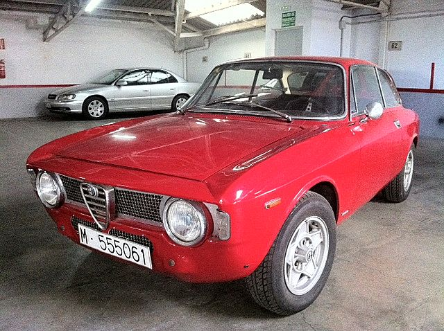 1964 Alfa Romeo Giulia for sale