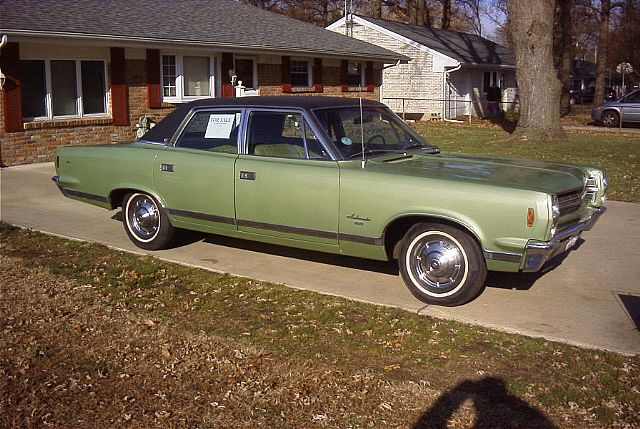 1968 AMC Ambassador for sale