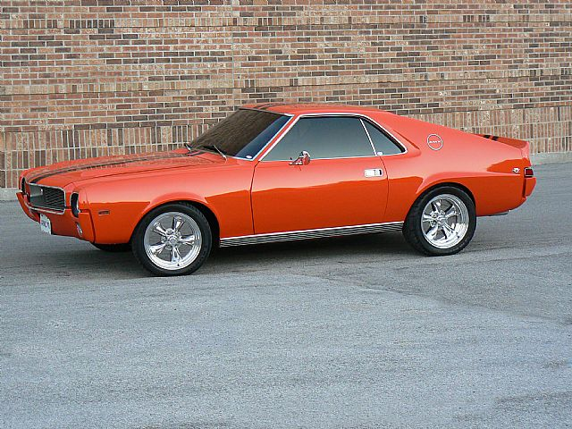 1969 Amc Amx For Sale Fort Wayne Indiana
