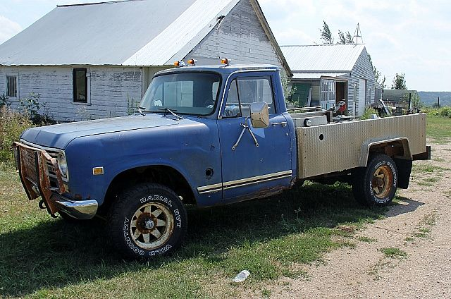 1974 International Flatbed for sale