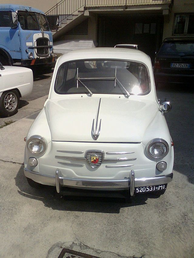 1961 Fiat Abarth for sale
