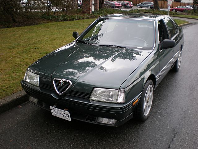 1991 Alfa Romeo 164 L for sale
