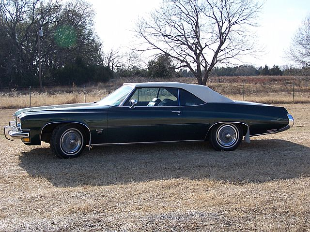1973 Buick Centurion For Sale Blooming Grove Texas