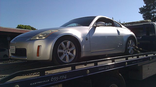 2004 Nissan 350Z for sale