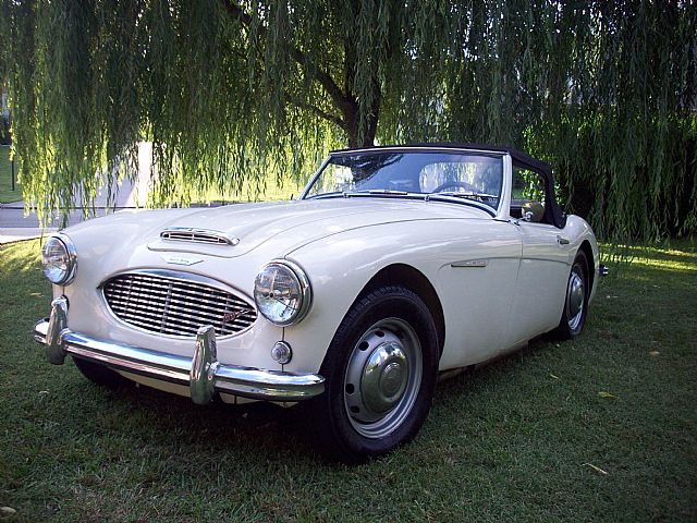 1957 Austin Healey 100-6 for sale