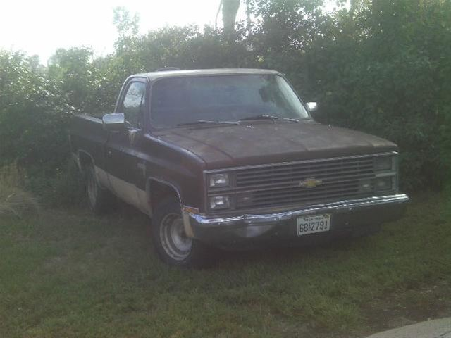 1983 Chevrolet Short Box for sale