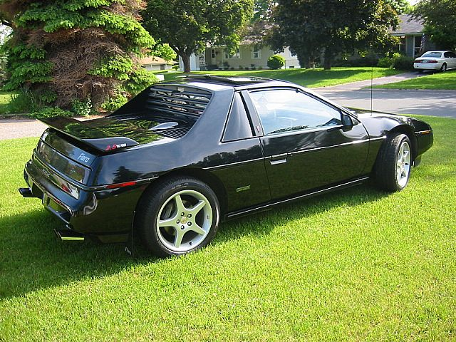 1988 Pontiac Fiero for sale