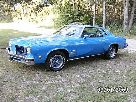 1975 Oldsmobile Cutlass for sale