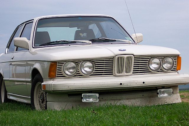 1981 BMW 320iS for sale