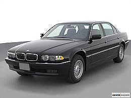 1997 BMW 740iL for sale