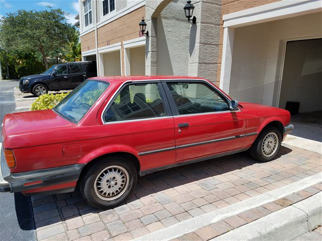 1988 BMW 325 for sale