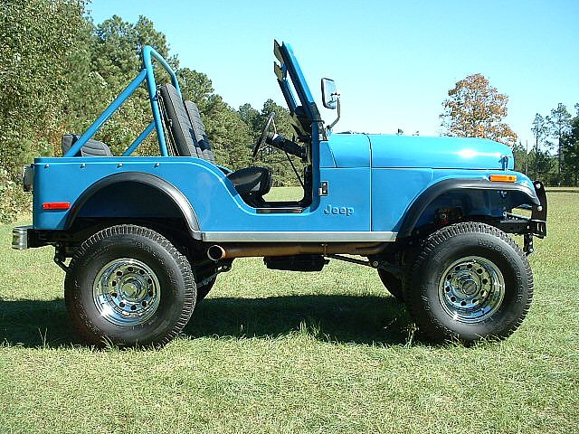 1979 Jeep CJ5 for sale