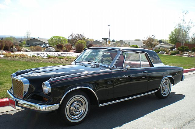 1962 Studebaker GT Hawk for sale