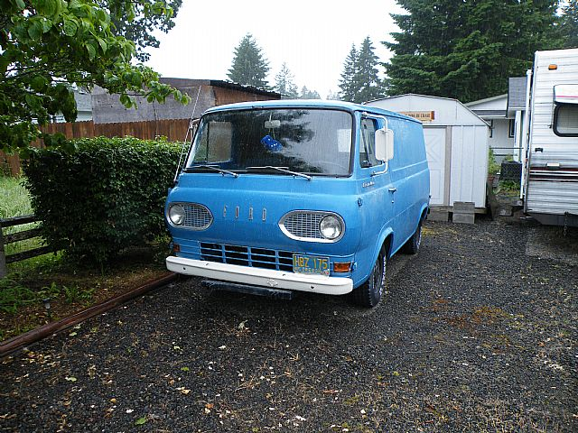 1967 Ford Econoline for sale