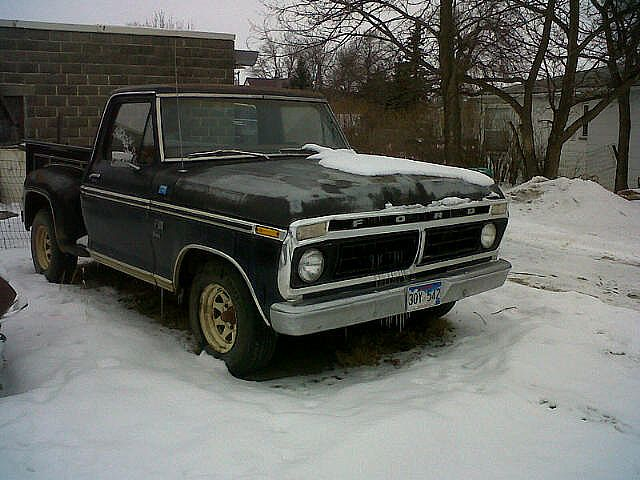 1976 Ford F100 for sale