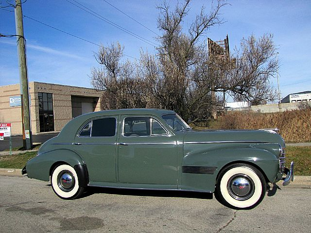 1940 Oldsmobile Series 90 for sale