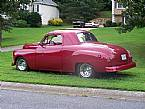 1950 Plymouth 3 Window Coupe