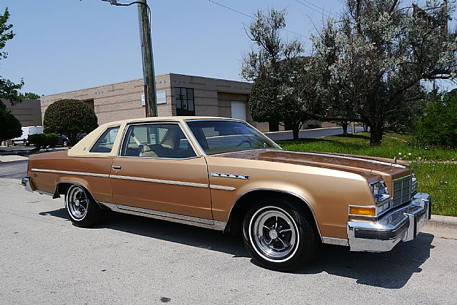 1977 Buick Electra for sale
