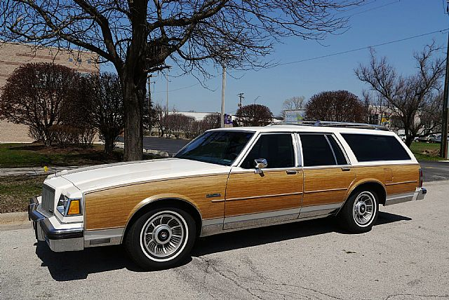 1984 Buick Electra for sale