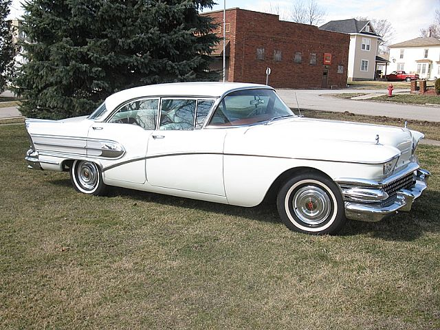 1958 Buick Special for sale