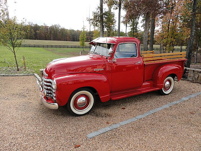 1947 Chevrolet Thriftmaster for sale