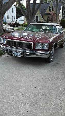 1975 Chevrolet Caprice for sale