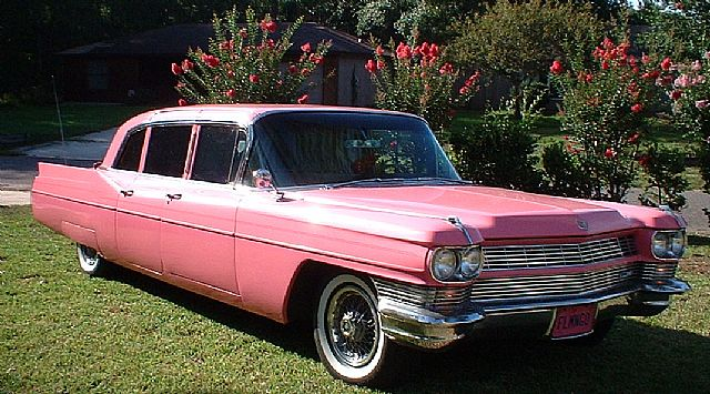 1965 Cadillac Fleetwood for sale