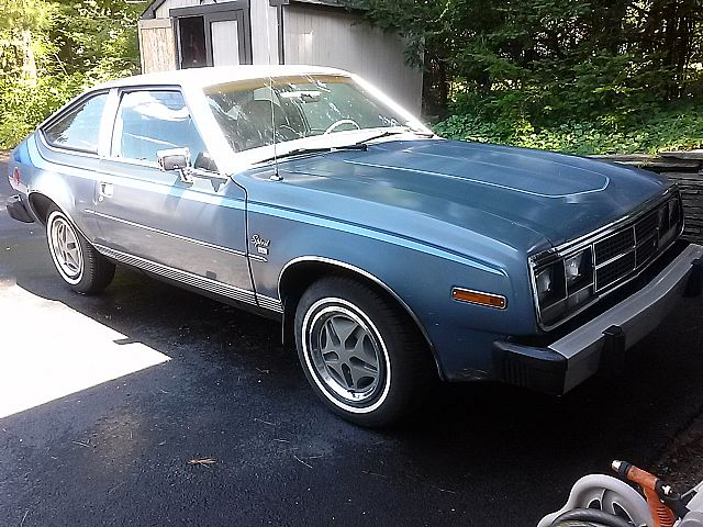 1982 AMC Spirit for sale