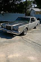 1981 Lincoln Cartier