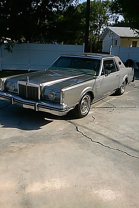 1981 Lincoln Cartier for sale